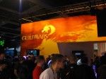 Guild Wars 2 booth.